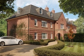 3 Bedroom apartment For Sale, 30 Green Lane, Cobham, KT11