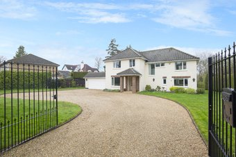 4 Bedroom house For Sale, Fairmile Park Road, Cobham, KT11