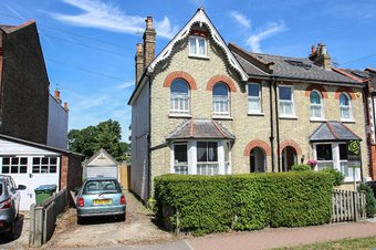 4 Bedroom house Sale Agreed, Foley Road, Claygate, KT10