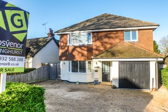 4 Bedroom house Sold, Forest Road, Effingham, KT24