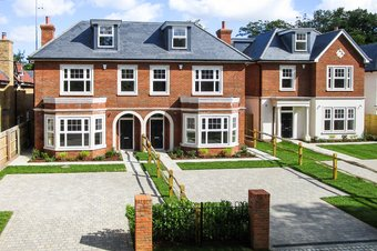 5 Bedroom house Sold, Oakshade Road, Oxshott, KT22