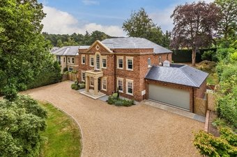 5 Bedroom house Sale Agreed, Sandy Lane, Cobham, KT11