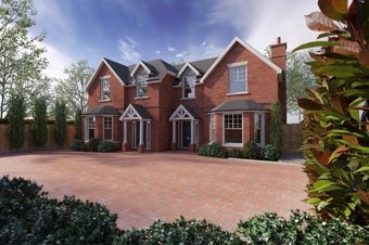 4 Bedroom house Sale Agreed, Sandy Lane, Cobham, KT11