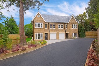 5 Bedroom house For Sale, Wrens Hill, Oxshott, KT22