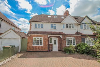 5 Bedroom house Let Agreed, Couchmore Avenue, Hinchley Wood, KT10