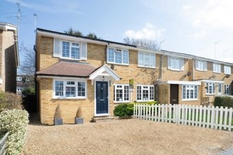 3 Bedroom house Let Agreed, Fourwents, Cobham, KT11