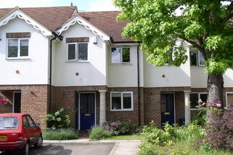 2 Bedroom house Let Agreed, Marcus Court, Woking, GU22