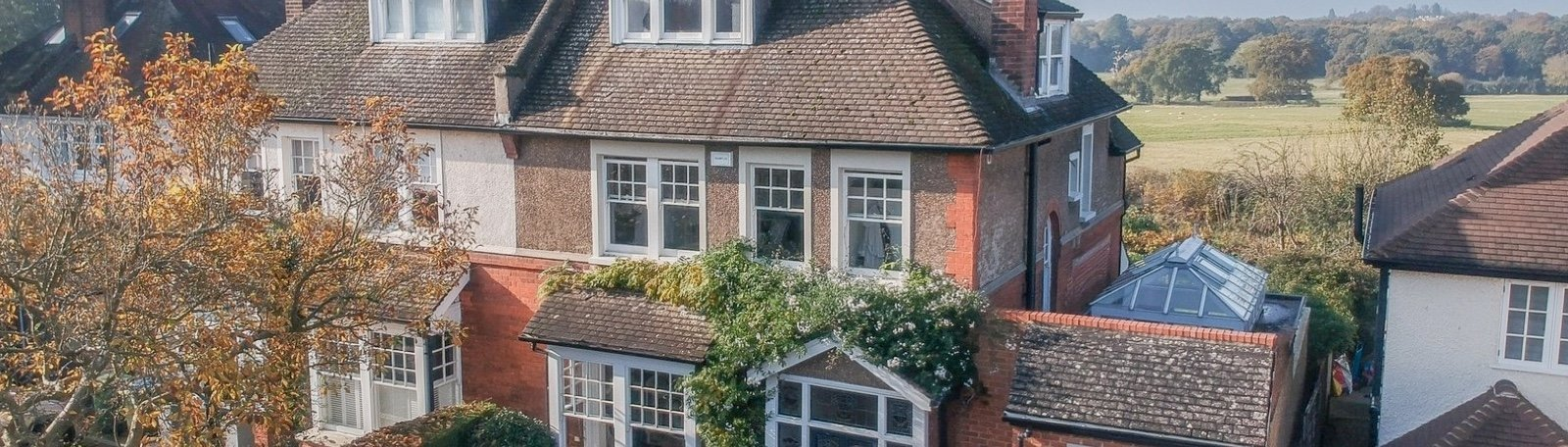 Edwardian house for sale in Claygate