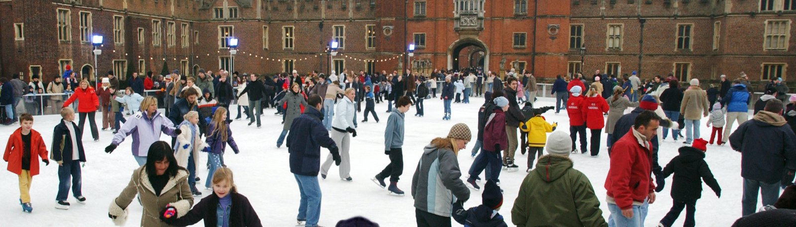 How do you ice skate step by step?