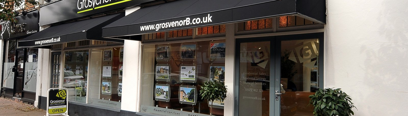 Offices Claygate Estate Banner Grosvenor Billinghurst