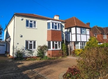 Property for sale in Greenways, Hinchley Wood, KT10